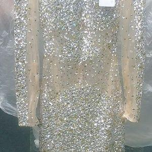 A jovoni size 0 short dress #7757